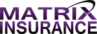 matrix logo site two purple in color