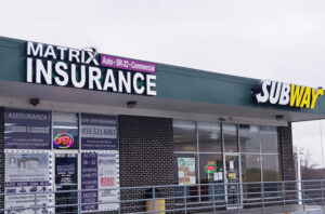 matrix insurance missouri office location next to subway in independence mo